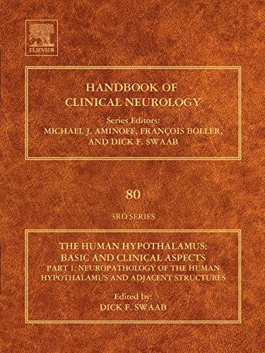 9780444514905: Human Hypothalamus: Basic and Clinical Aspects, Part II, Volume 80 (Handbook of Clinical Neurology)