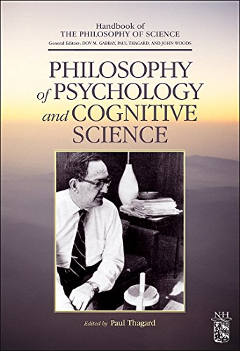 9780444515407: PHILOSOPHY PSYC & COGNITIVE  SCI (Handbook of the Philosophy of Science)