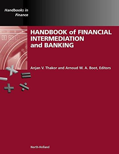 9780444515582: Handbook of Financial Intermediation and Banking (Handbooks in Finance)