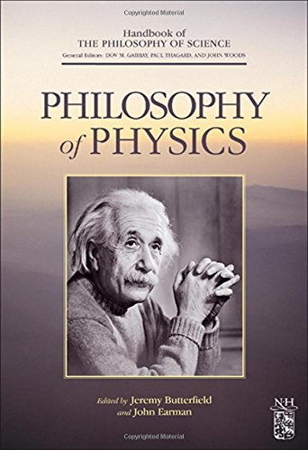 9780444515605: Philosophy of Physics (Handbook of the Philosophy of Science) 2 volume set