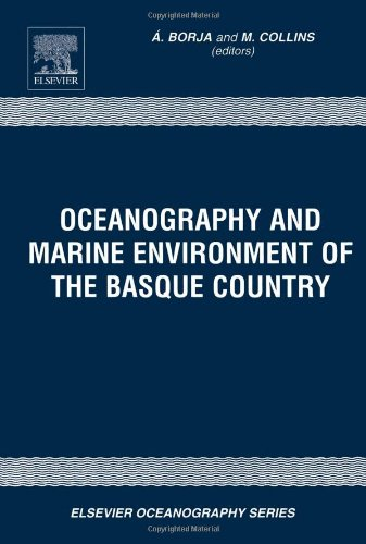 9780444515810: Oceanography and Marine Environment in the Basque Country: 70 (Elsevier Oceanography Series)