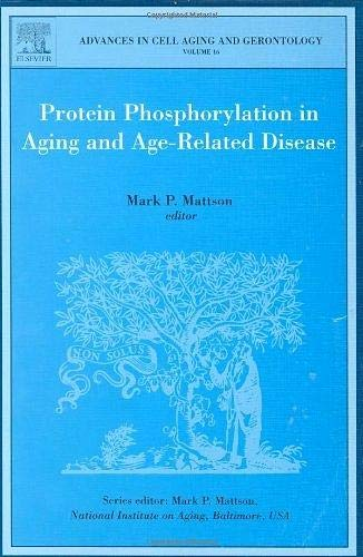 Protein phosphorylation in aging and age-related disease