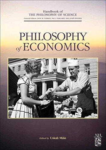 9780444516763: Philosophy of Economics (Handbook of the Philosophy of Science)