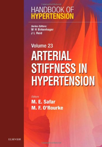 9780444517586: Arterial Stiffness in Hypertension: Handbook of Hypertension Series, 1e