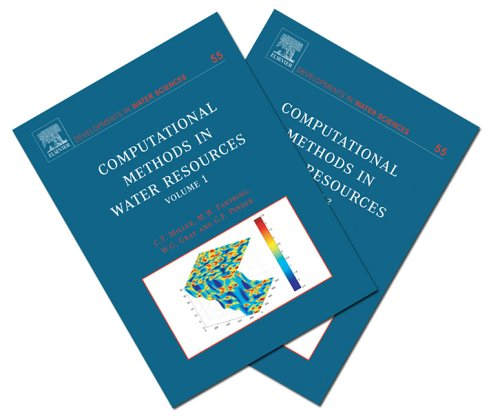 9780444517692: Computational Methods in Water Resources: Proceedings of the 15th International Conference on Computational Methods in Water Resources (CMWR XV), June ... 2 Volume Set (Developments in Water Science)