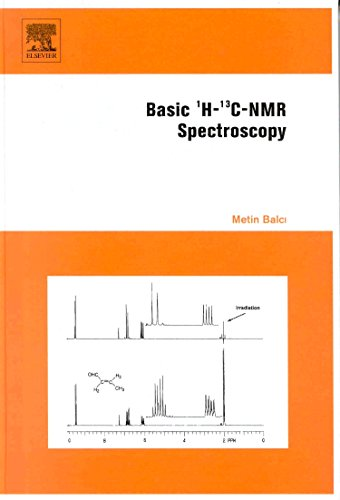 9780444518118: Basic 1H- and 13C-NMR Spectroscopy