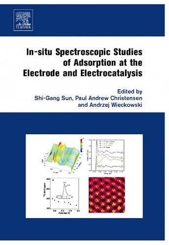 9780444518705: In-situ Spectroscopic Studies of Adsorption at the Electrode and Electrocatalysis