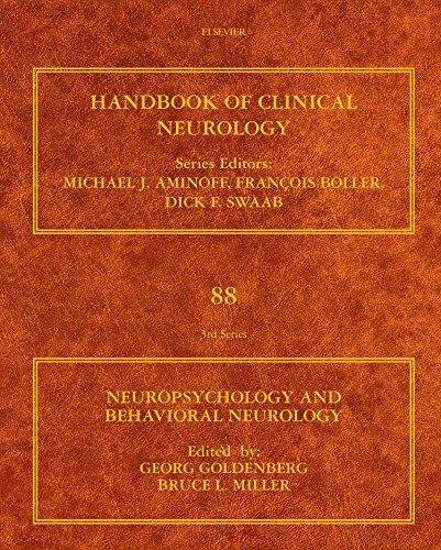 9780444518972: Neuropsychology and Behavioral Neurology, Volume 88 (Handbook of Clinical Neurology)