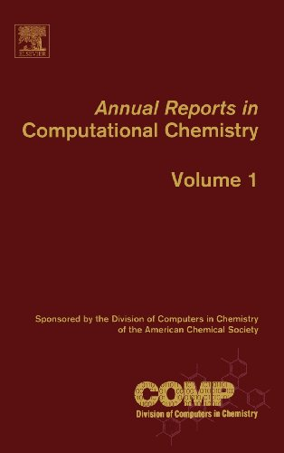9780444519160: Annual Reports in Computational Chemistry, Volume 1