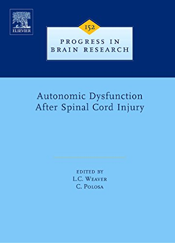 9780444519252: Autonomic Dysfunction After Spinal Cord Injury, Volume 152 (Progress in Brain Research)