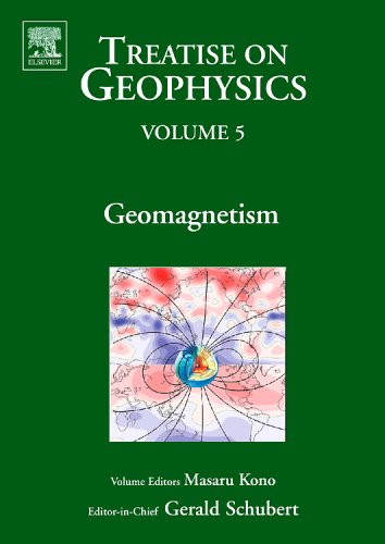 9780444519337: Geomagnetism: Treatise on Geophysics