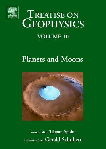 9780444519382: Planets and Moons: Treatise on Geophysics