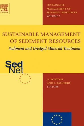 9780444519634: Sediment and Dredged Material Treatment (Sustainable Management of Sediment Resources) (Vol. 2)