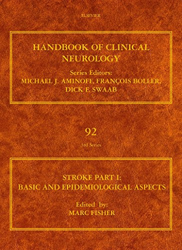 Stroke: Basic and Epidemiological Aspects Part I (Hardback): Marc Fisher
