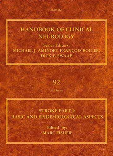 9780444520036: Stroke Part I: Basic and epidemiological aspects, Volume 92 (Handbook of Clinical Neurology) (Pt. 1)