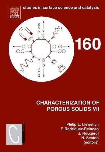 9780444520227: Characterization of Porous Solids VII: Proceedings of the 7th International Symposium on the Characterization of Porous Solids (COPS-VII), ... (Studies in Surface Science and Catalysis)