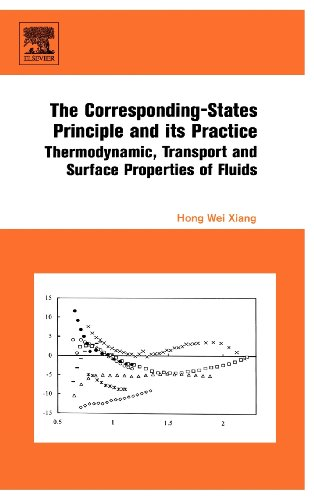 9780444520623: The Corresponding-States Principle and its Practice: Thermodynamic, Transport and Surface Properties of Fluids
