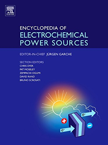 Encyclopedia of Electrochemical Power Sources: Chris K. Dyer