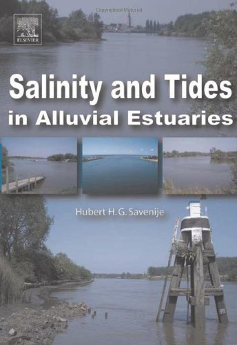 9780444521071: Salinity and Tides in Alluvial Estuaries