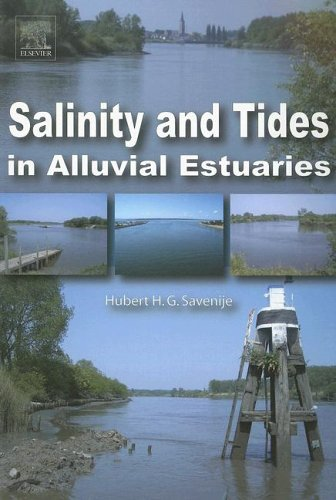 9780444521088: Salinity and Tides in Alluvial Estuaries