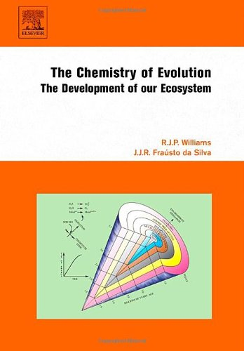 9780444521156: The Chemistry of Evolution: The Development of our Ecosystem