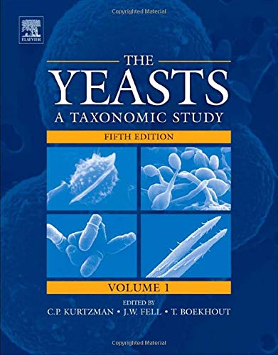 9780444521491: The Yeasts, Fifth Edition: A Taxonomic Study