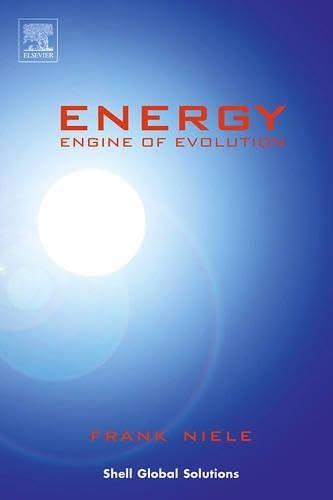 Energy: Engine of Evolution: Frank Niele