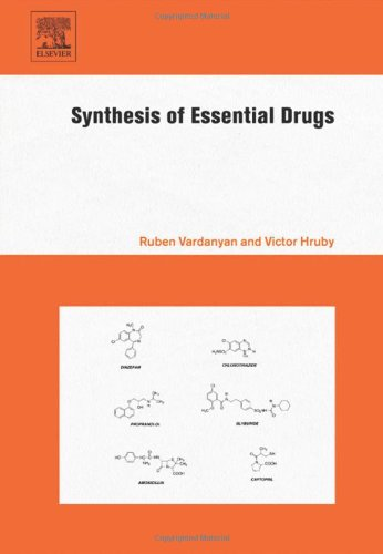9780444521668: Synthesis of Essential Drugs