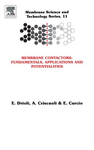 9780444522030: Membrane Contactors: Fundamentals, Applications and Potentialities, Volume 11 (Membrane Science and Technology)
