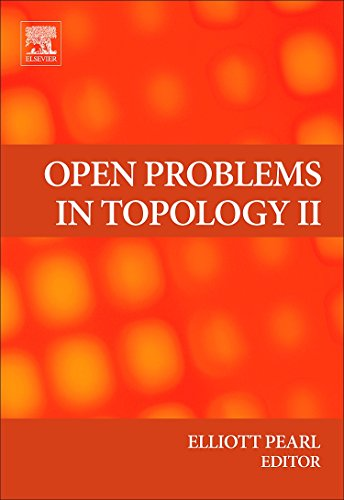 9780444522085: Open Problems in Topology II: Pt. 2