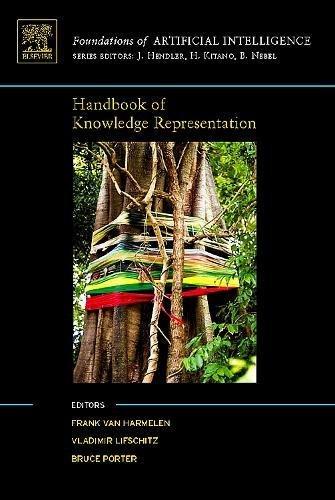9780444522115: Handbook of Knowledge Representation (Foundations of Artificial Intelligence)