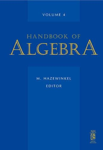 9780444522139: Handbook of Algebra, Volume 4