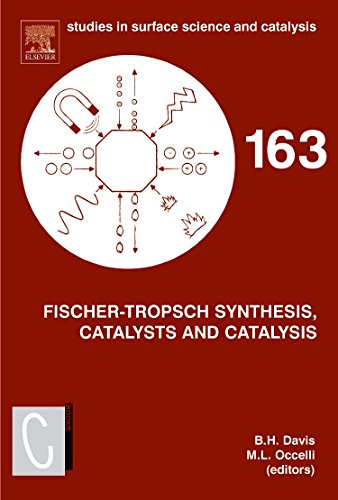 9780444522214: Fischer-Tropsch Synthesis, Catalysts and Catalysis (Studies in Surface Science and Catalysis)