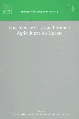 9780444522481: Greenhouse Gases and Animal Agriculture: An Update: Proceedings of the 2nd International Conference on Greenhouse Gases and Animal Agriculture, ... ICS 1293 (International Congress) (v. II)