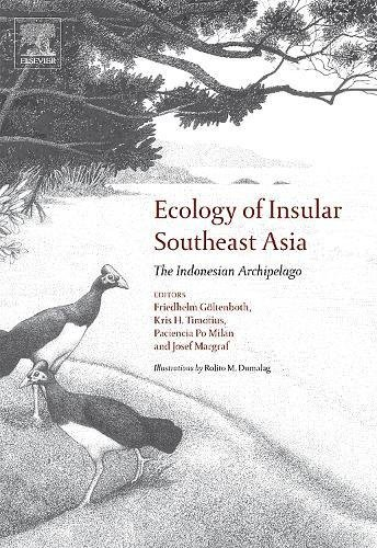 9780444527394: Ecology of Insular Southeast Asia: The Indonesian Archipelago