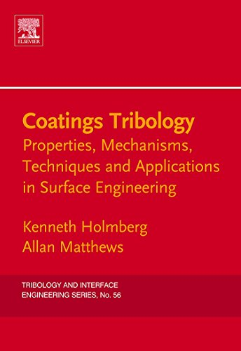 9780444527509: Coatings Tribology - Properties, Mechanisms, Deposition Techniques and Applications in Surface Engineering