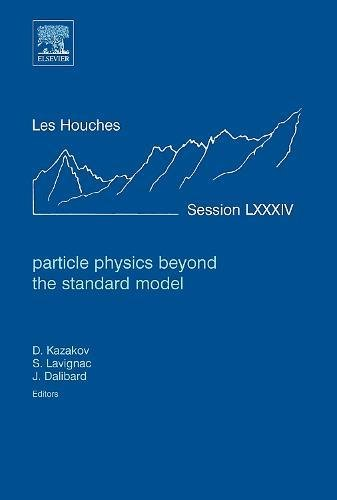 Particle Physics beyond the Standard Model, Volume