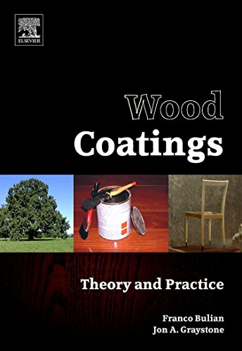 Wood Coatings: Theory and Practice: Franco Bulian; Jon