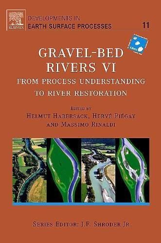 9780444528612: Gravel-Bed Rivers VI: From Process Understanding to River Restoration: 6 (Developments in Earth Surface Processes)