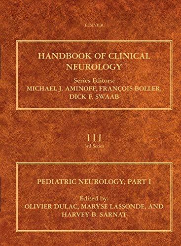 9780444528919: Pediatric Neurology, Part I: Handbook of Clinical Neurology