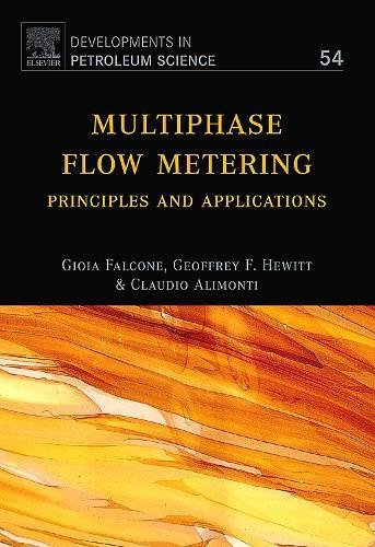 9780444529916: Multiphase Flow Metering, Volume 54: Principles and Applications (Developments in Petroleum Science)