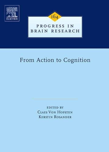 From Action to Cognition (Hardback)