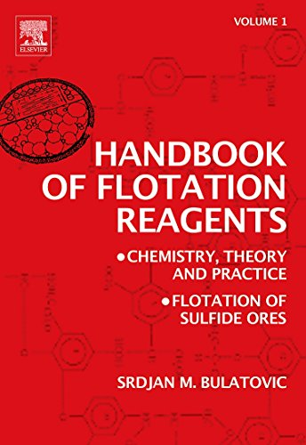 9780444530295: Handbook of Flotation Reagents: Chemistry, Theory and Practice: Volume 1: Flotation of Sulfide Ores