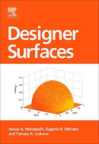 9780444530486: Designer Surfaces