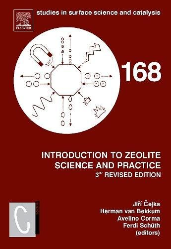9780444530639: Introduction to Zeolite Science and Practice