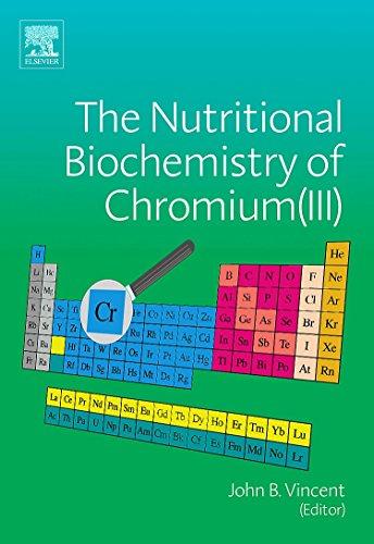 9780444530714: The Nutritional Biochemistry of Chromium (III)