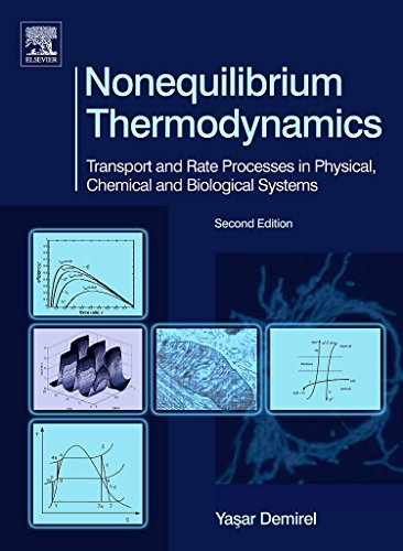9780444530790: Nonequilibrium Thermodynamics: Transport and Rate Processes in Physical Chemical and Biological Systems