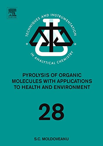 9780444531131: Pyrolysis of Organic Molecules, Volume 28: Applications to Health and Environmental Issues (Techniques and Instrumentation in Analytical Chemistry)