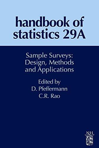9780444531247: Sample Surveys: Design, Methods and Applications, Volume 29A (Handbook of Statistics)