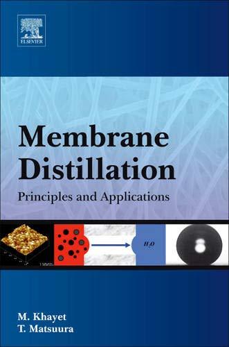9780444531261: Membrane Distillation: Principles and Applications